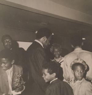 About to ask Mr. Stargell for his autograph, Circa Sept 1970